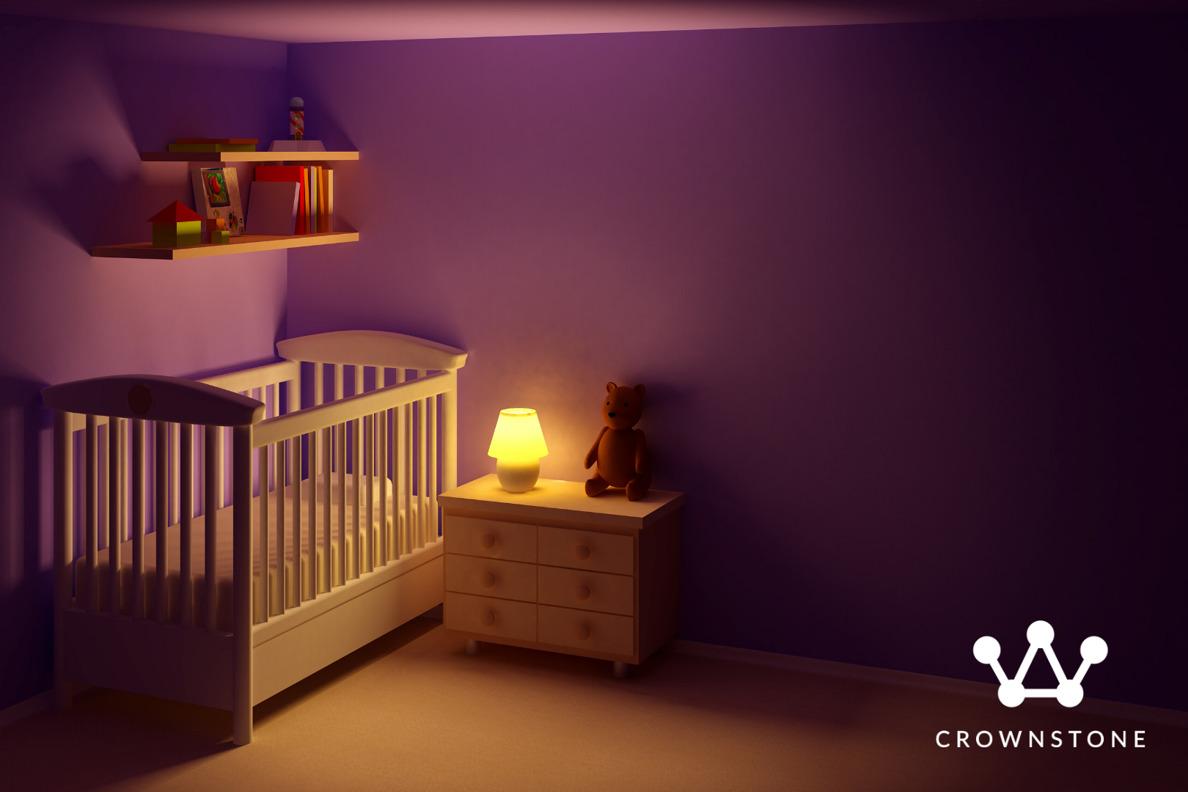 Sleeping baby scenario