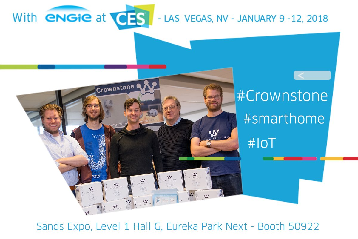 Crownstone at CES