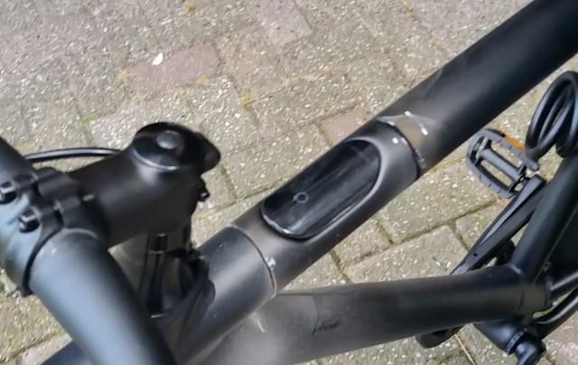Van Moof bike